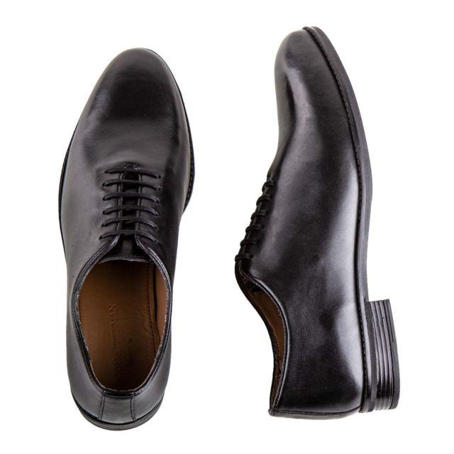 Mason & Freeman Chaussures Richelieu en cuir lisse Georges Homme