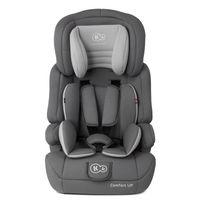 Kinderkraft - Siège auto groupe 1/2/3 bébé évolutif 9-36 kg Comfort Up | Gris