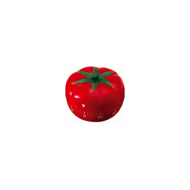 MAISON FUTEE Minuteur tomate