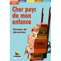L Harmattan Algerie Mon Enfance V I Olee Pas Cher