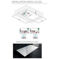 receveur douche resine achat receveur douche resine pas cher rue du commerce. Black Bedroom Furniture Sets. Home Design Ideas