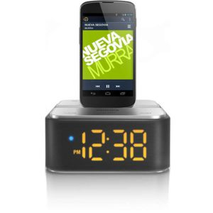 Philips docking pour android pas cher achat vente dock for Cassa bluetooth philips