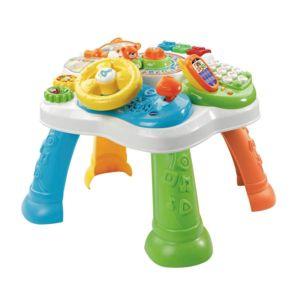 Vtech baby ma table d 39 activit s bilingue multicolore for Baby bureau bilingue 2 en 1