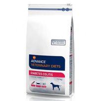 Advance Diet - Croquettes Advance pour chiens Veterinary Diets Diabetes Colitis Sac 3 kg