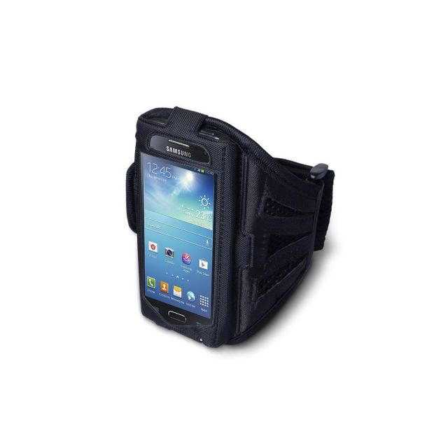 Coquediscount - Brassard noir pour Samsung galaxy s4 mini