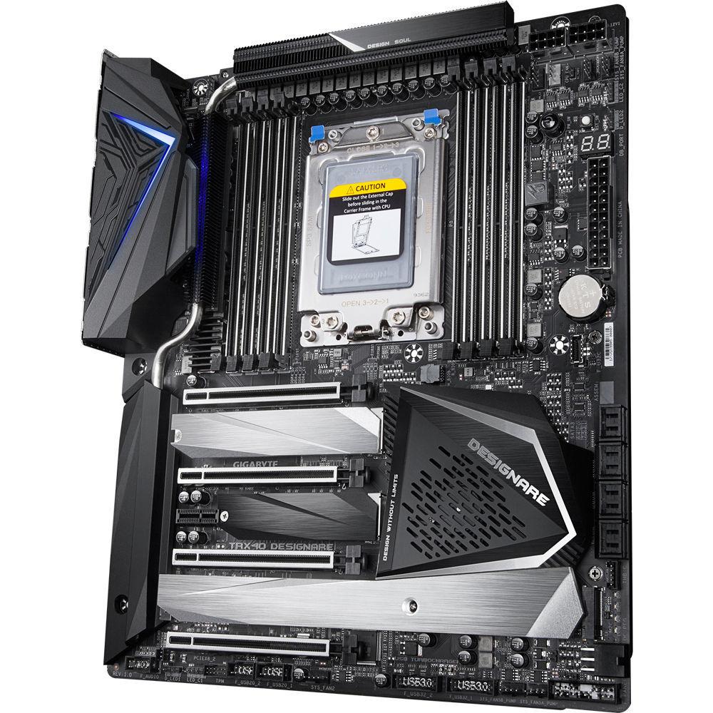 AMD TRX40 DESIGNARE - XL-ATX