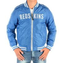 Redskins - Blouson Junior New Icare Bleu Blue Street