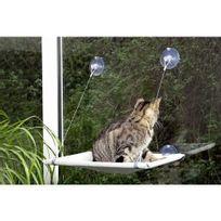 Karlie Flamingo - Hamac chat pour fenêtre