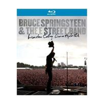 Columbia - Springsteen, Bruce & The E Street Band - London Calling : Live in Hyde Park Blu-ray