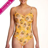 Laura Beach - Maillot de bain nageur 1 pièce Rêve Bonnets C/D