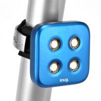 Knog - Blinder - Éclairage arrière - 4 Led rouge, standard bleu