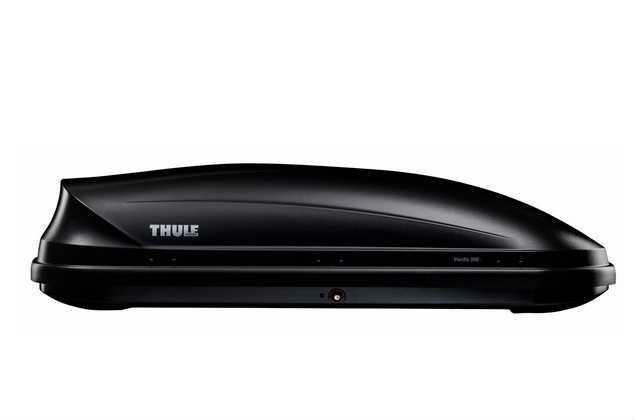 Thule - Coffre de toit Pacific 200 Anthracite Mate