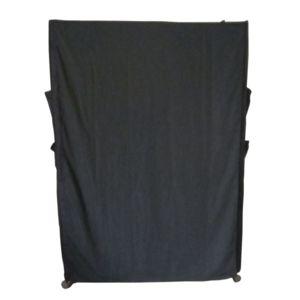 alin a xeo housse armoire penderie noire pas cher achat vente armoire rueducommerce. Black Bedroom Furniture Sets. Home Design Ideas