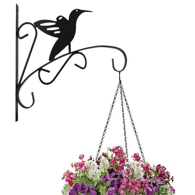 Touslescadeaux Suspension Murale Crochet Plante Pot De Fleur