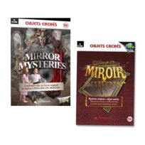 Mindscape - Pack 2 Jeux The Mirror Mysteries + Mirroir Mirroir -hidden In Time - Pc