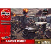 Airfix - Diorama 1/72 : D-day The Sea Assault Gift Set