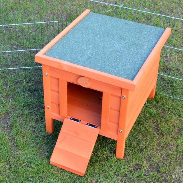 Cage Clapier « 083 Mini maison