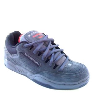 DC Shoes Baskets Homme  Metric Dk Grey Gris - Chaussures Baskets basses Homme