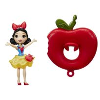 Hasbro - Mini Princesse Disney Little Kingdom et sa bouée : Blanche-Neige