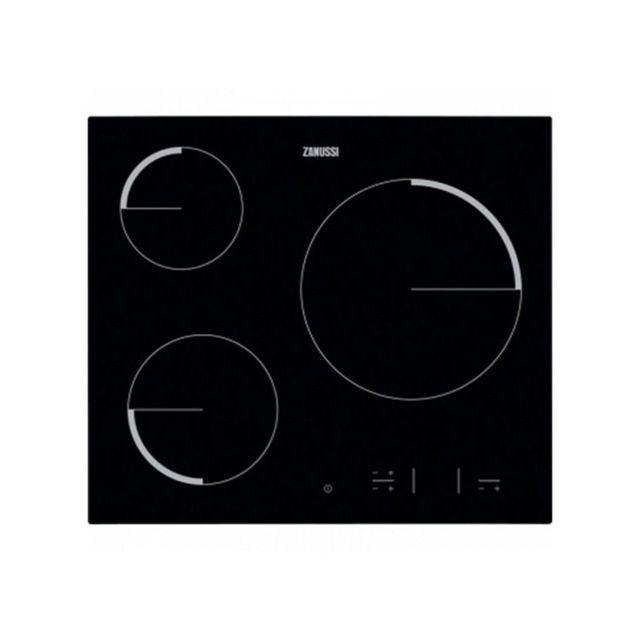 Zanussi Plaques vitro-céramiques 168705 5700W 60 cm Noir