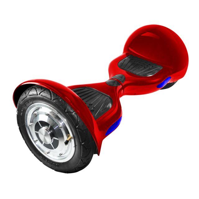 marque generique hoverboard iconbit 10 5 pouces rouge pas cher achat vente hoverboard. Black Bedroom Furniture Sets. Home Design Ideas