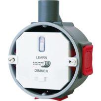 Home Easy - Elro Récepteur variateur avec boîte d'encastrement