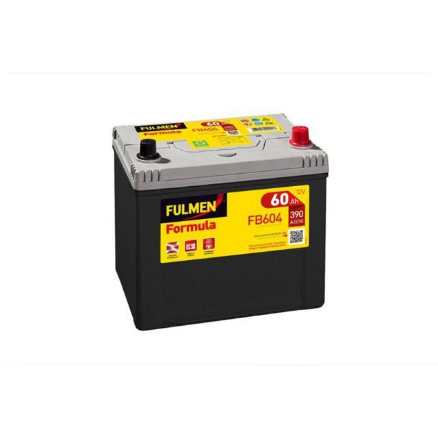 Fulmen - FA456 s Batterie Batterie voiture FA456 12V 45Ah 390
