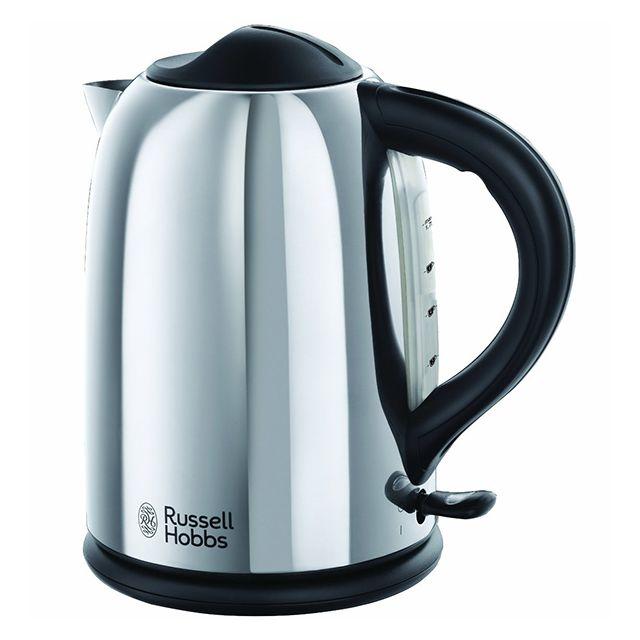RUSSELL HOBBS bouilloire sans fil 1.7l 2400w - 20420-70