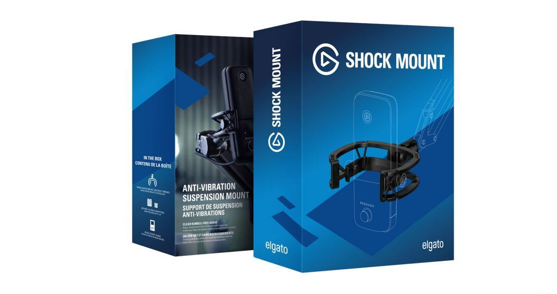 Shock Mount for Wave Series