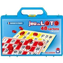 Dujardin - Loto 48 cartons - 00148