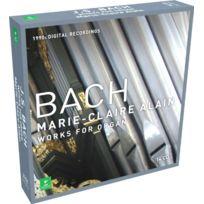 Erato - Comp Bach Organ Works - 1990S Digital Recordings - Coffret De 14 Cd