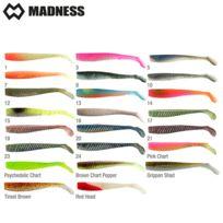 Madness - Leurre Souple Bakuree Shad