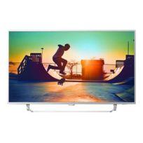 "PHILIPS - TV LED 49"" 124 cm 49PUS6412 - Argent"