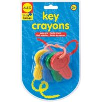 Alex Toys Little Hands - 1479 - Craies - Grasses En Forme De ClÉS