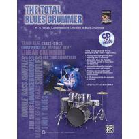 Alfred Music - Méthodes Et Pédagogie Alfred Publishing Bihlman Scott - Total Blues Drummer + Cd - Percussion Percussion