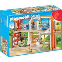 PLAYMOBIL - Hôpital pédiatrique aménagé - 6657
