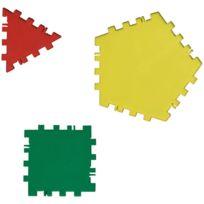 Jegro - pieces de construction 3d lokon - boite de 312