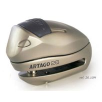 Artago - Antivol bloque disque moto scooter 26.10M