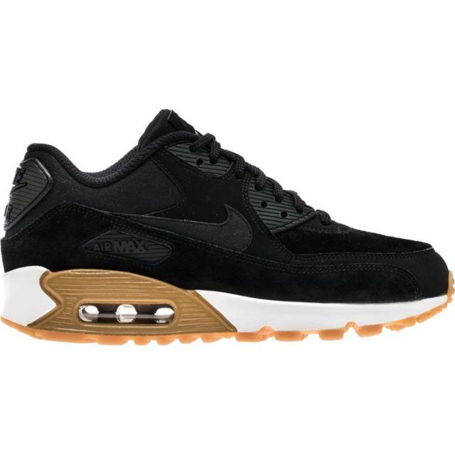 sports shoes 1d559 97fb6 Nike - Air Max 90 Se - 881105-003 - Age - Adulte, Couleur - Noir, Genre -  Femme, Taille - 40,5 40 1 2 - 40 1 2 - pas cher Achat   Vente Chaussures  basket - ...