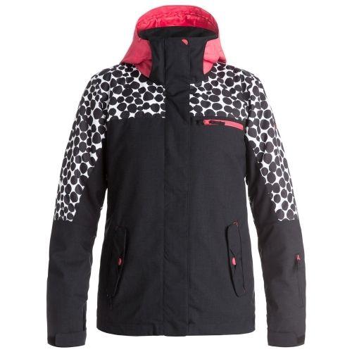 4f215183608c Roxy - Rx Jetty Blo Blouson Ski - pas cher Achat   Vente Blouson de ski -  RueDuCommerce