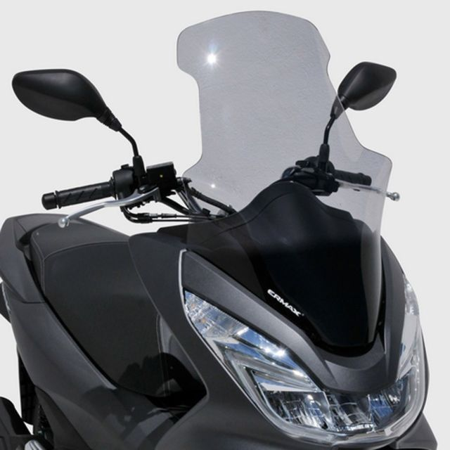 ermax honda pcx 125 2014 2018 pare brise haute. Black Bedroom Furniture Sets. Home Design Ideas