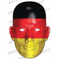 Mask-arade - Masque en Carton Allemagne