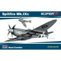 Eduard - Edk4429 Spitfire Ixc Dual Combo 1:144 Plastic Kit