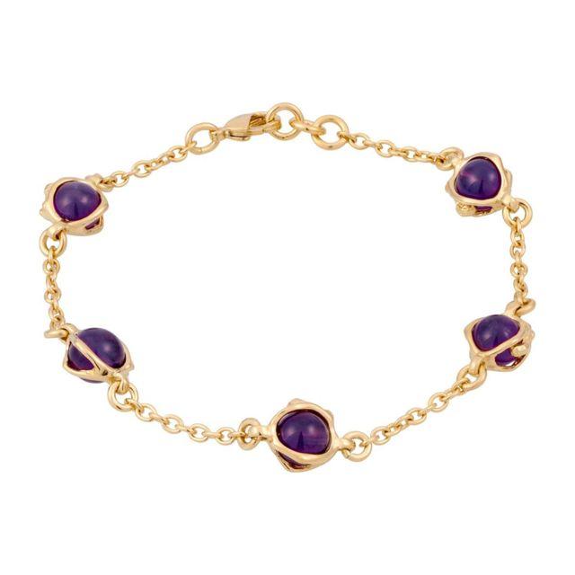 Jourdan - Bracelet Plaqué Or - pas cher Achat   Vente Bracelets ... 0d0b9e0bfc5c