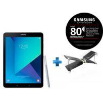Samsung - Galaxy Tab S3 - 9,7'' - 32 Go - Argent + Mini drone Swing + Radiocommande Flypad - PF727003 - Noir et Blanc
