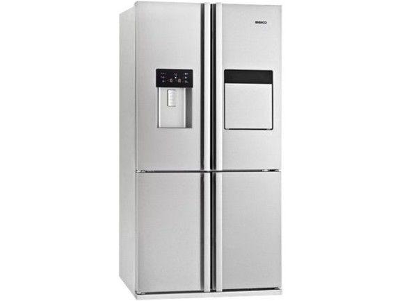 Beko r frig rateur multi portes 522l gne134620x achat - Refrigerateur multi portes beko gne60520x ...