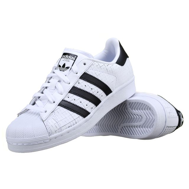 sale retailer 339d0 3273f Adidas - Basket Adidas Superstar Aq8333 Blanc