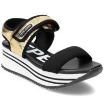 Sandales Jeans Femme Pepe 2019rueducommerce Catalogue Carrefour c1JTFl3K