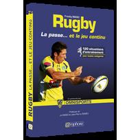 Editions Amphora - Rugby - La passeâ ? et le jeu continu