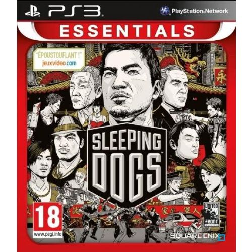 Sleeping Dogs - Ps3 Essentials
